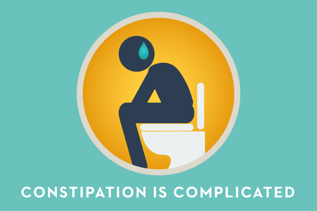 Constipation is complicated, but how you treat it doesn't have to be.